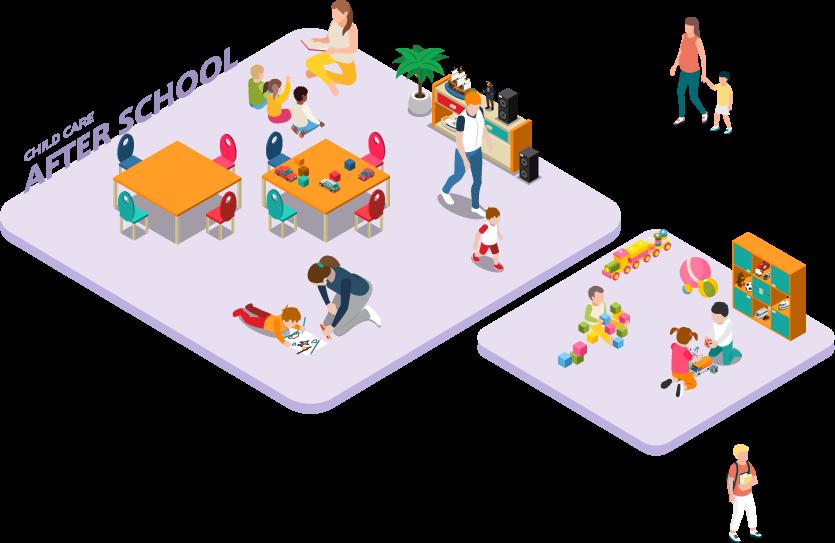 事業紹介 学童保育